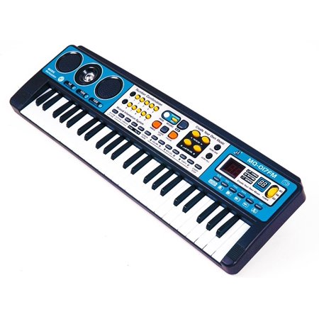 MQ-017FM 49 Key Childs Toy Mini Electronic Keyboard - Music