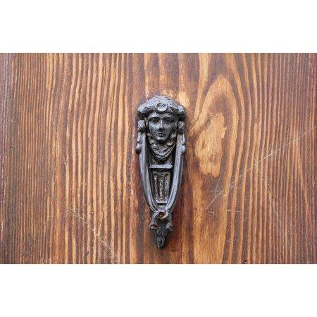 Canvas Print Entrance Door Bell Front Door Input Door Deco Stretched Canvas 10 x 14](Door Decs Ideas)