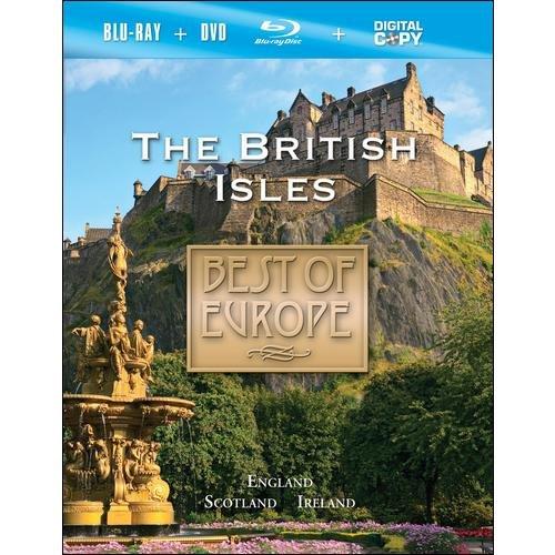Best Of Europe: The British Isles (Blu-ray)
