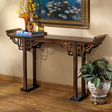 Forbidden City Asian Console Table - City Table
