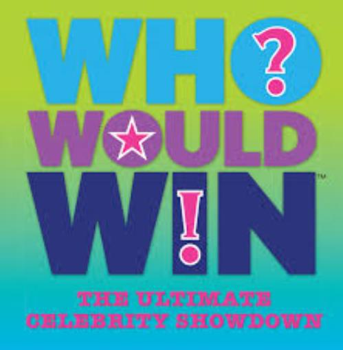 Games - Ceaco Gamewright - Who Would Win Games Toys 1102d