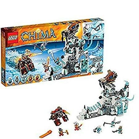 Lego Chima Sir Fangar's Ice Fortress - 70147 - image 4 de 4