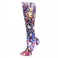 Celeste Stein CMPS Bright Oriental Therapeutic Compression Sock