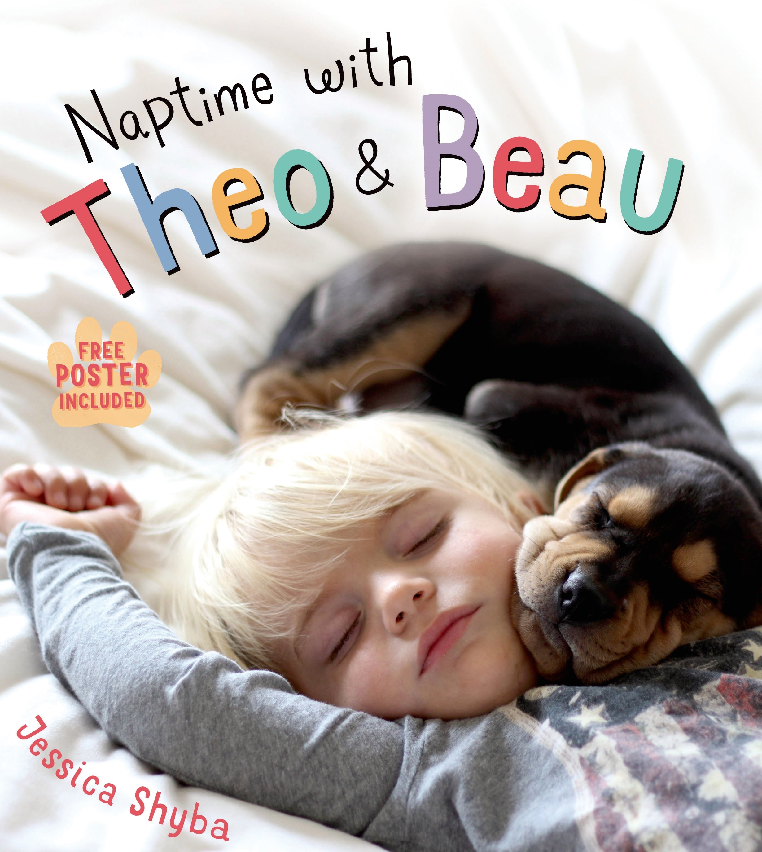 Naptime with Theo and Beau : with Free Poster Included