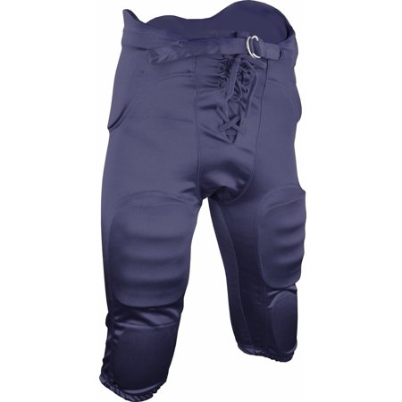 Sports Unlimited Poly Integrated Youth Football Pants - Integrated Football Pants