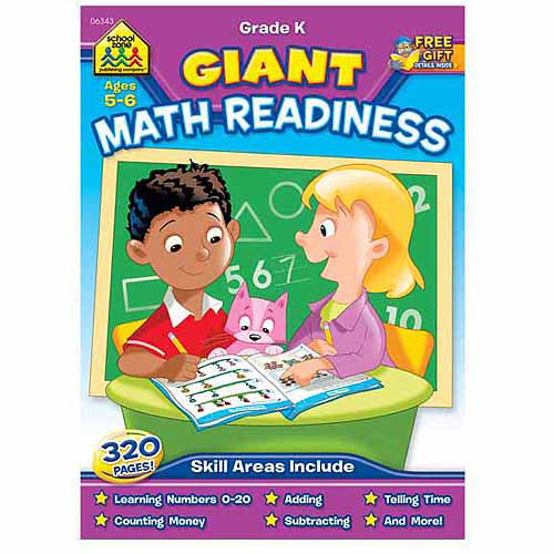Giant Math Readiness K