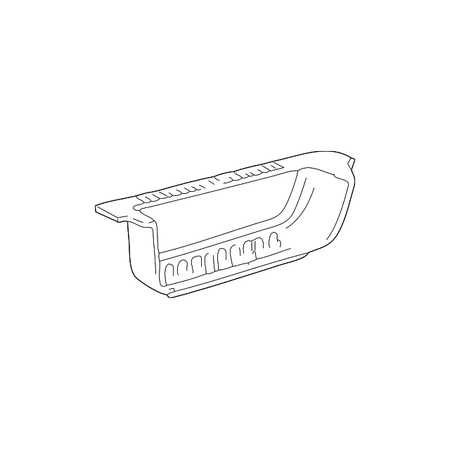 Genuine OE Ford Sill Plate 4C2Z-1513208-AAA