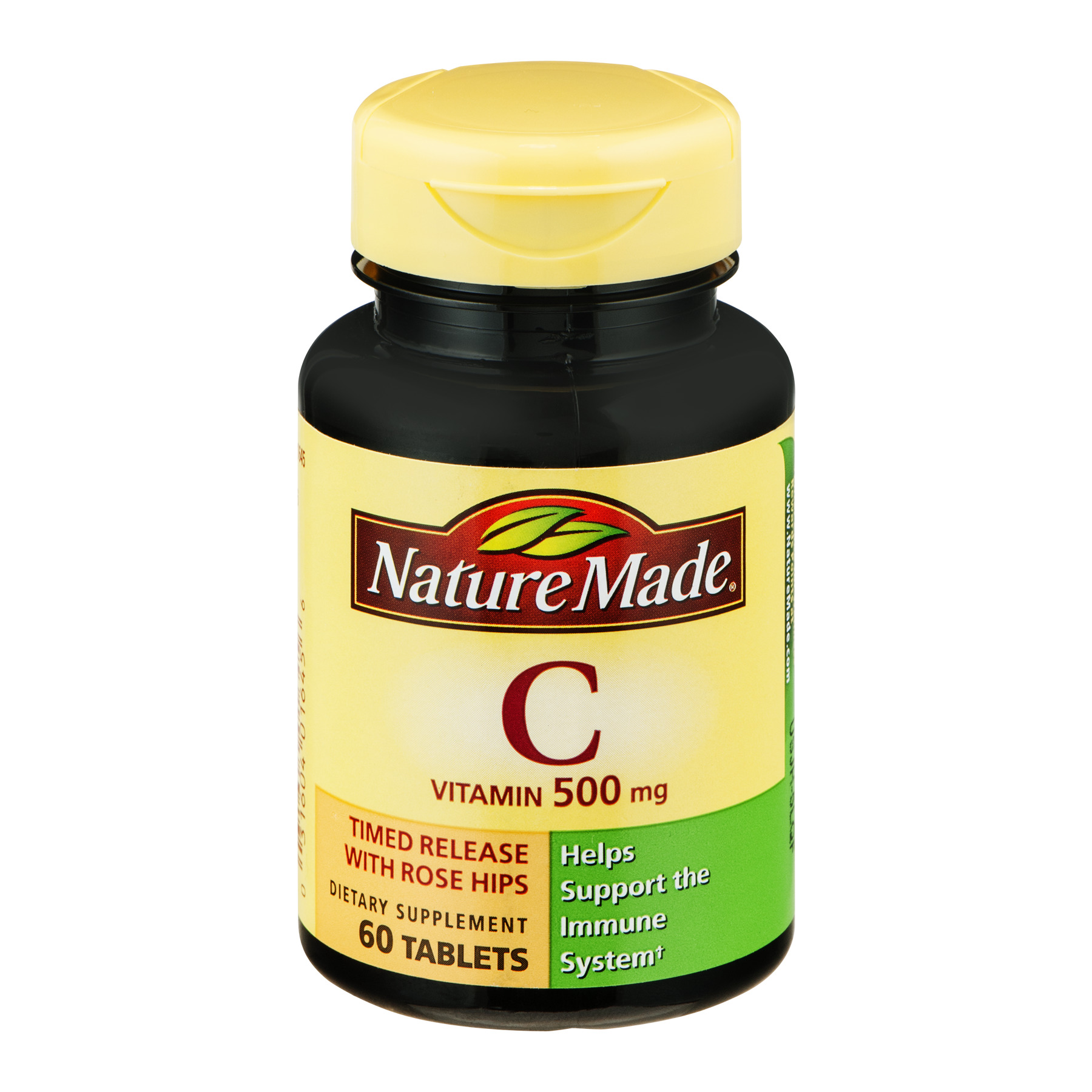 Nature Made C Vitamin 500mg Tablets - 60 CT60.0 CT