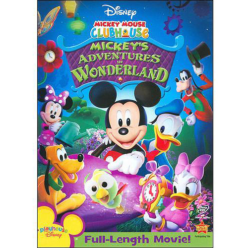Mickey Mouse Clubhouse: Mickey's Adventures In Wonderland (Widescreen)