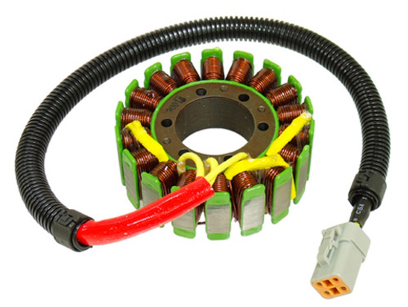 SPI Stator for Snowmobile SKIDOO GSX 600 H.O. SDI LIMITED 2004-2008 by SPI