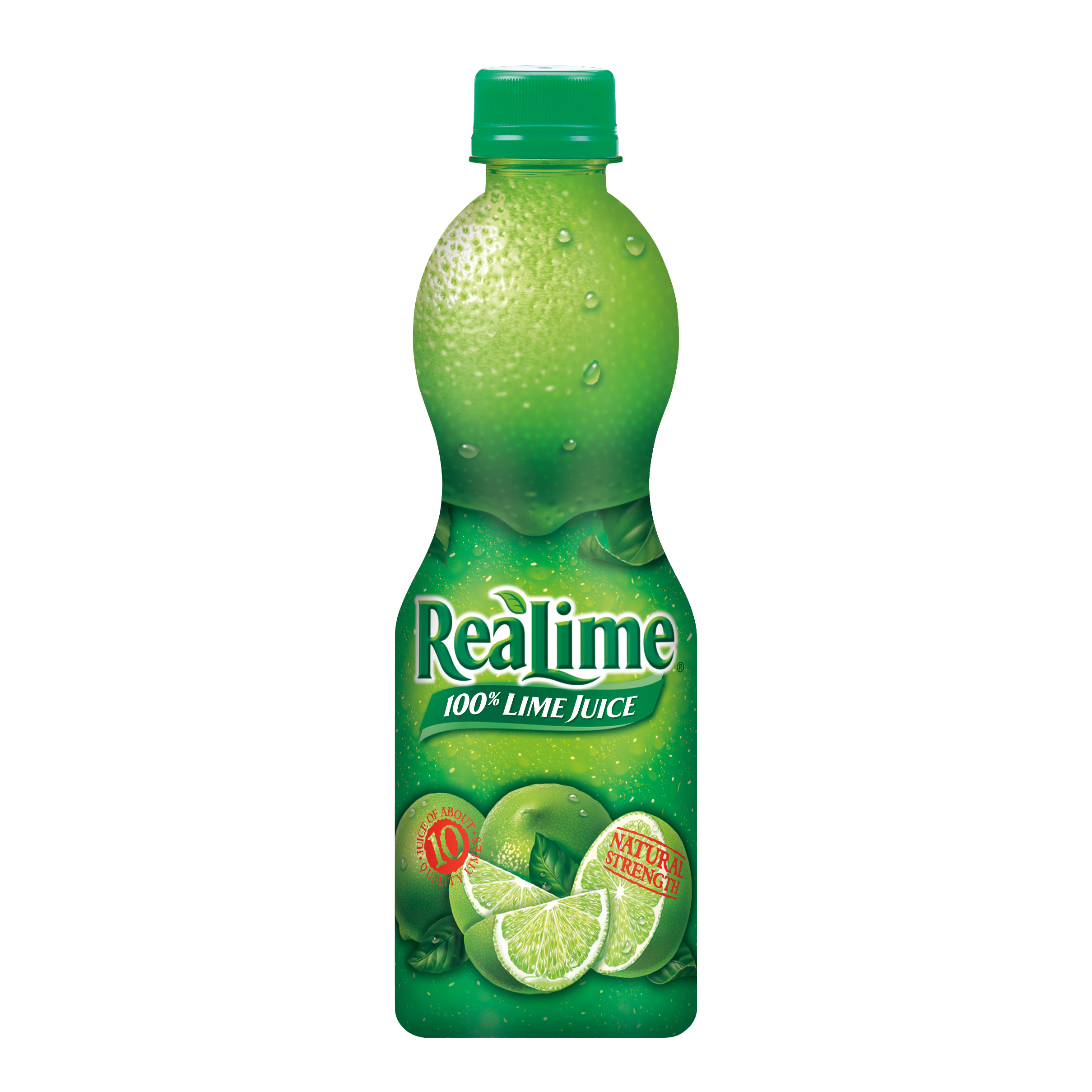 Realime 100% Lime Juice, 15 Fl Oz, 1 Count