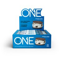 ONE Protein Bar, Cookies & Crème, 20g Protein, 12 Ct
