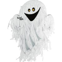 """Happy Ghost Pinata for Parties, 2lb Filler Capacity, 17 1/2"""" x 22 1/2"""" Inches"""