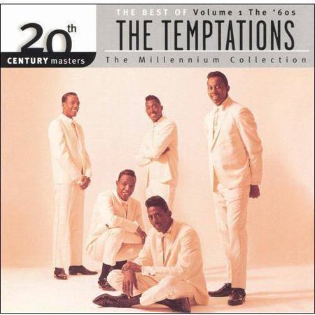 The Temptations - 20th Century Masters: The Millenium Collection: Best of the Temptations, Vol.1 - The ' (CD)
