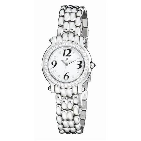 Charles-Hubert, Paris Women's 6774 Premium Collection Stainless Steel Watch ()