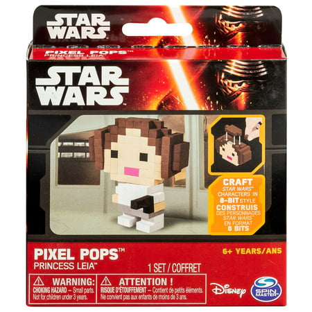 Star Wars Princess Amidala (Star Wars, Pixel Pops, Princess)