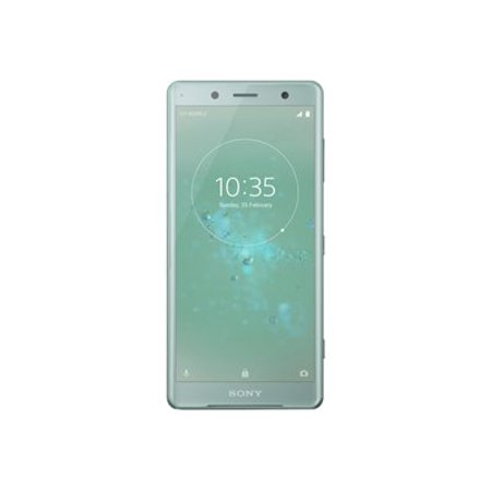 Ultra Compact Cell Phone - Sony Xperia XZ2 Compact Unlocked Smartphone (Moss Green)