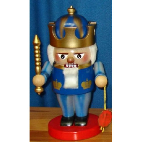 Pinnacle Peak Trading Co Steinbach Signed Troll Bavarian King German Christmas Nutcracker Walmart Com Walmart Com