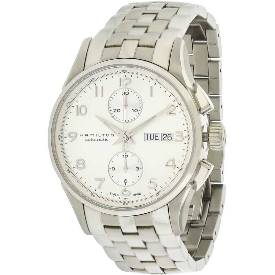 Hamilton Jazzmaster Maestro Automatic Chronograph Men's Watch, H32576155 by Hamilton