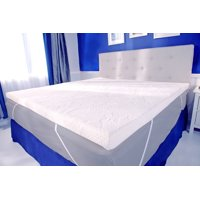 """MyPillow 2"""" Mattress Topper, Select Your Bed Size"""
