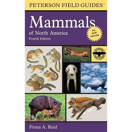 A Field Guide to Mammals of North America by