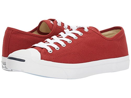 Converse 157784C : Jack Purcell Ox Unisex Sneakers Terra Red by