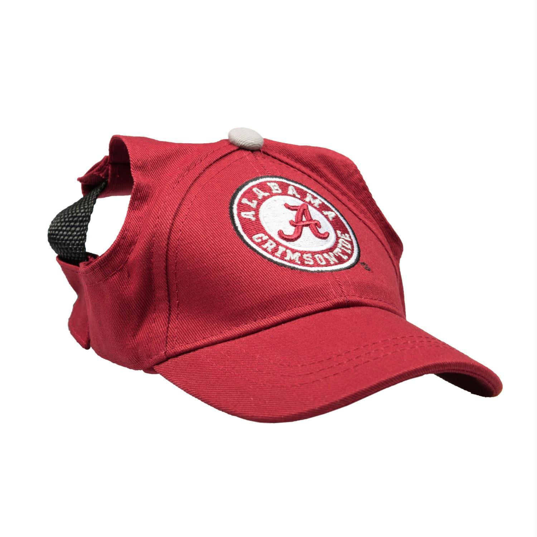 395136aed894f ... wholesale alabama crimson tide pet baseball hat xs 63093 2176c