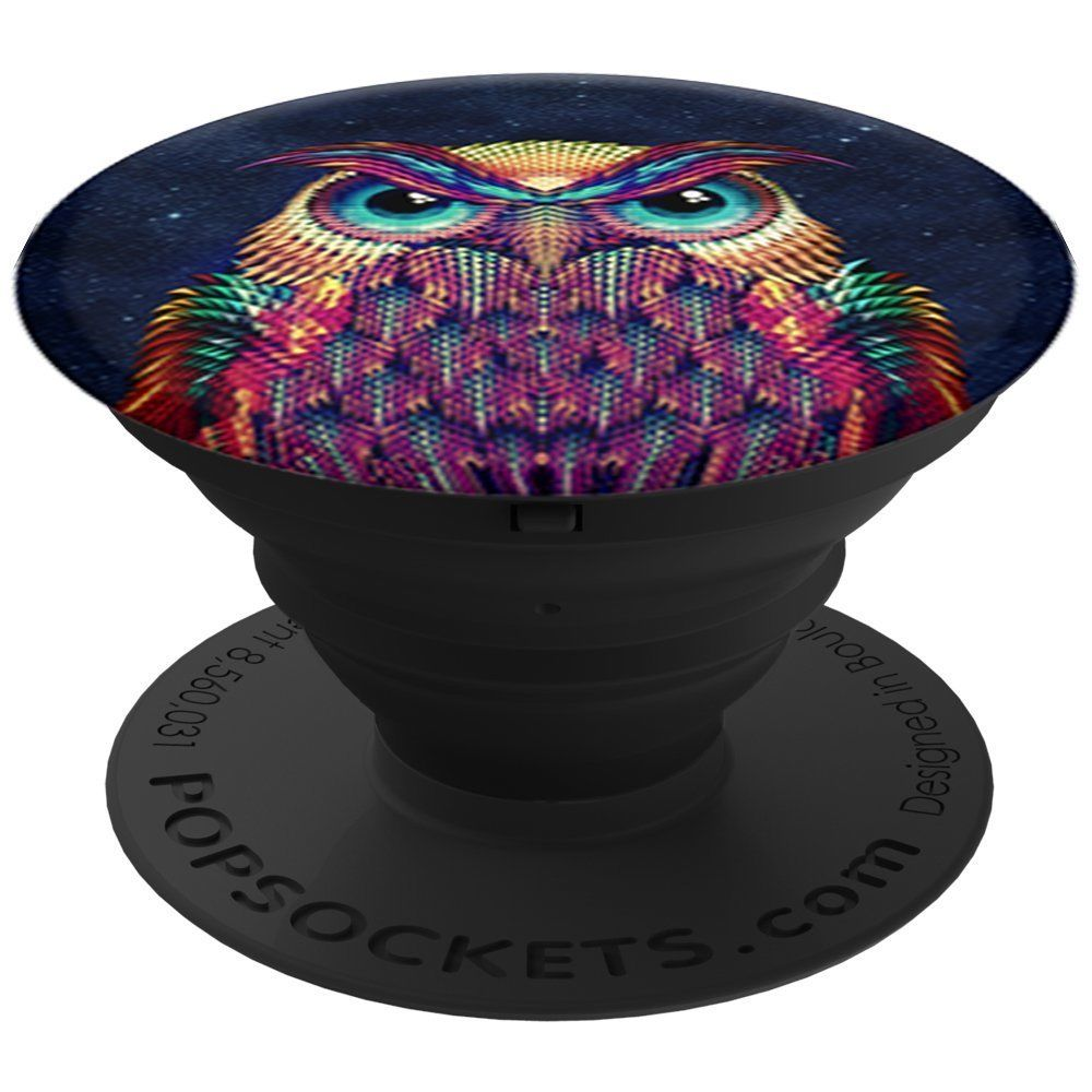 Cp Popsocket Phone Grip & Stand - Owl - Accessory by PopSockets (101081)