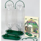 Gadjit Jumbo Bird Feeder in Green
