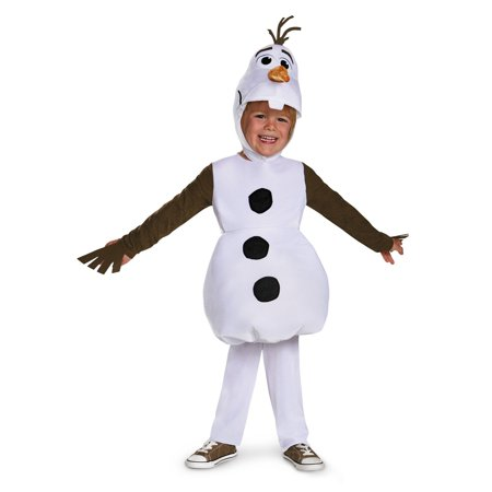 Olaf Classic Child Halloween Costume (Olaf Costumes For Kids)