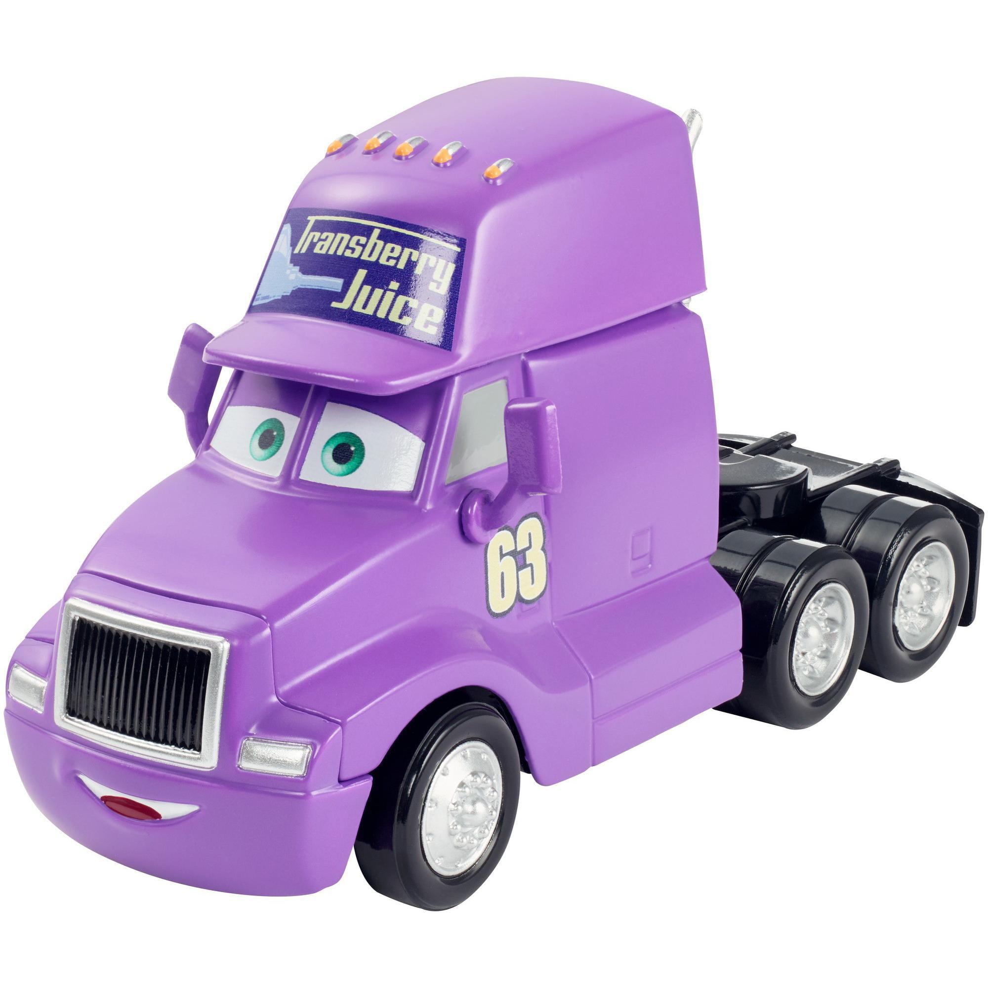Disney Pixar Cars Cb Die Cast Character Semi Truck Vehicle