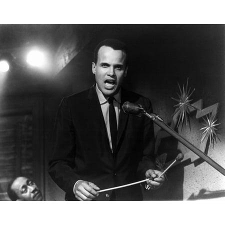 Odds Against Tomorrow Harry Belafonte 1959 Photo Print