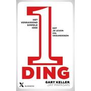 1 Ding - eBook