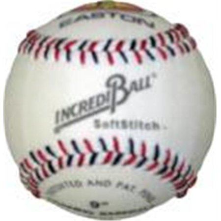 Olympia Sports BA143P Indrediball 9 in. Softstich Baseball](Baseballs For Sale In Bulk)