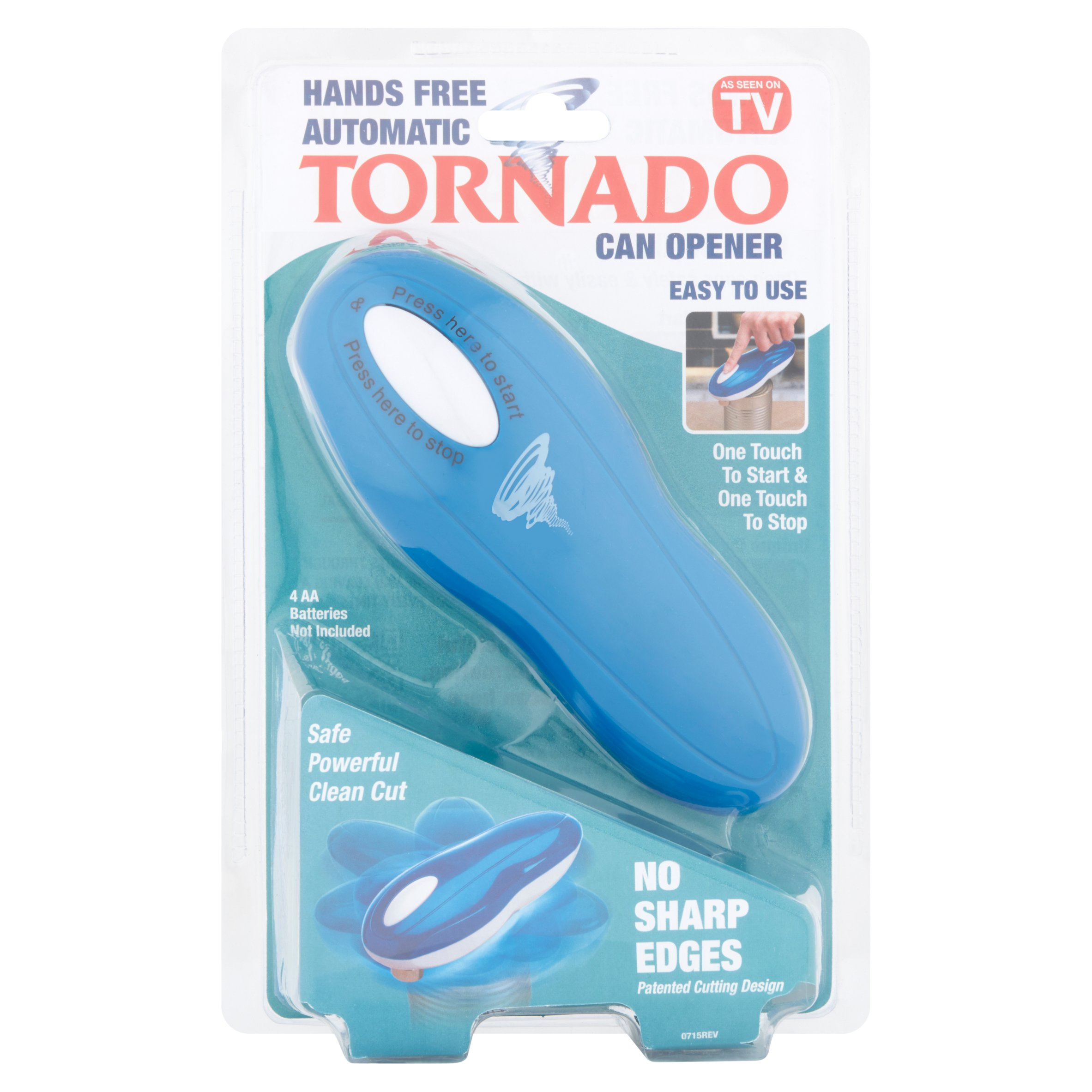 As Seen On TV Tornado Can Opener by Harvest Direct, LLC