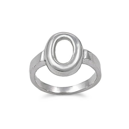 Propress Ring (925 Sterling Silver Circle of Progress Ring Size)