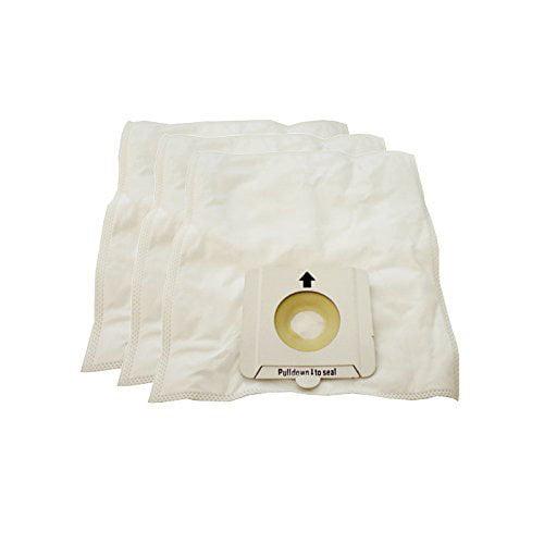Genuine Bissell 2138059 2038059 HEPA Cloth Vacuum Bags Type 42Q8 OPTIClean Vac