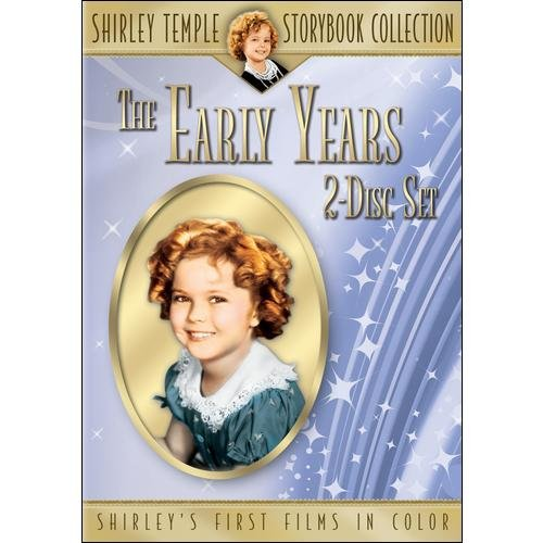 Shirley Temple: The Early Years, Vol. 1 And Vol. 2