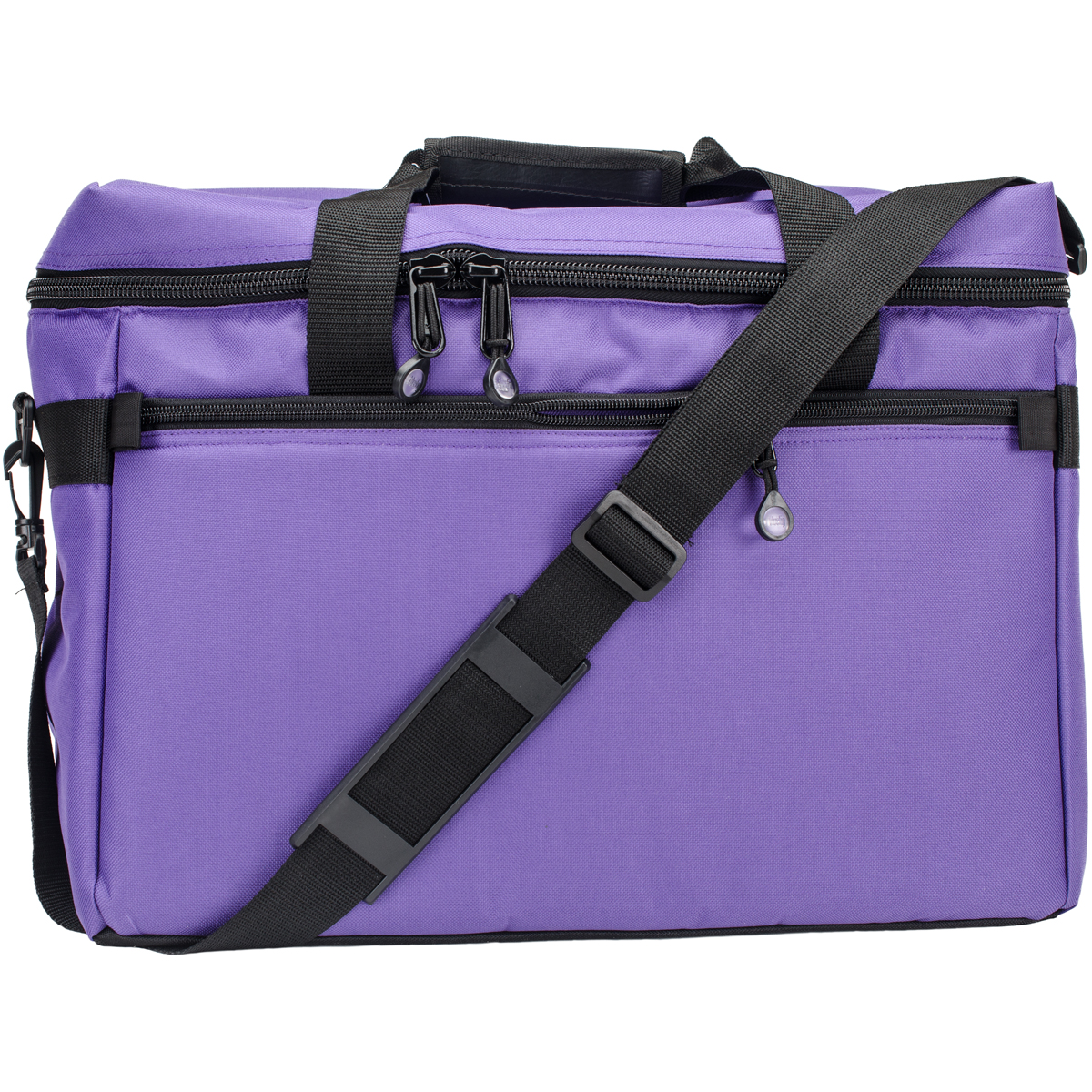 Sewing Machine/Project Bag 17 Inch X 13 Inch X 7 Inch-Purple