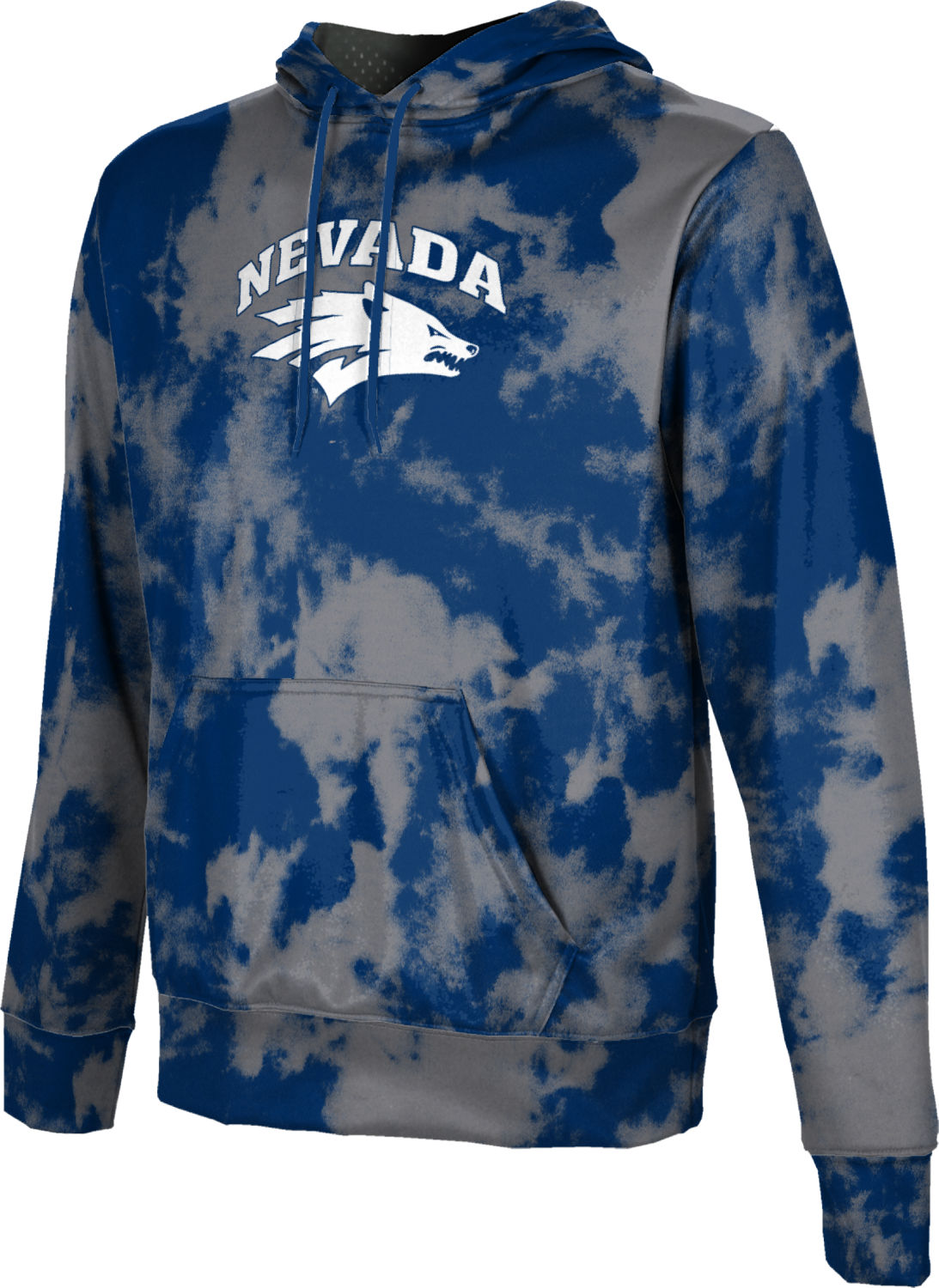 Spray Over ProSphere University of Nevada Boys Pullover Hoodie