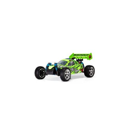 Redcat Racing TORNADOS30-RG-10707 Tornado S30 1-10 Scale Nitro Buggy 2. 4GHz - Red-Green