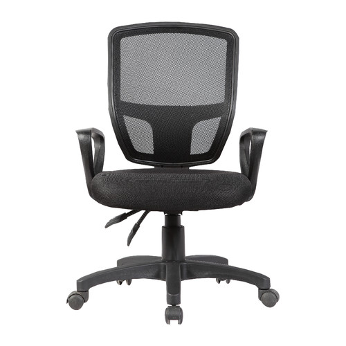 Porthos Home Victoria Mid-Back Mesh Desk Chair