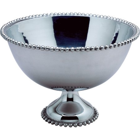 Halloween Punch Bowl Alcoholic Recipes (Kindwer Beaded Aluminum Punch)