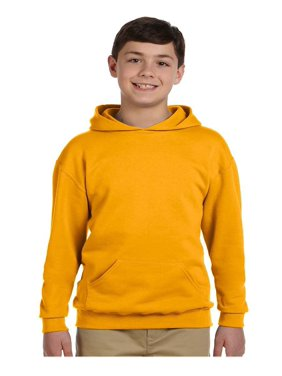 Jerzees Big Boys Drawcord Pullover Hooded Sweatshirt, Style 996Y