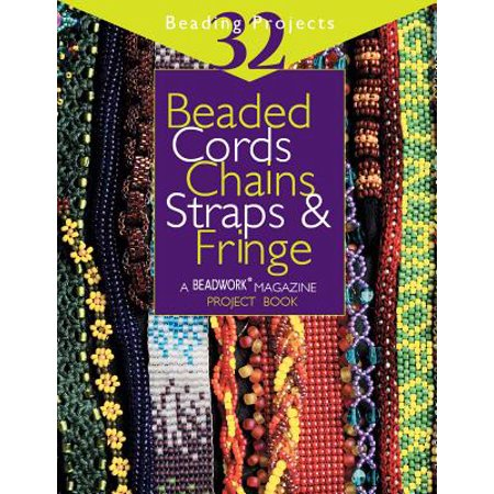 Beaded Strip - Beaded Cords, Chains, Straps & Fringe - eBook