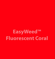 Fl Coral Siser Easy Weed Heat Transfer Htv Vinyl Sheet