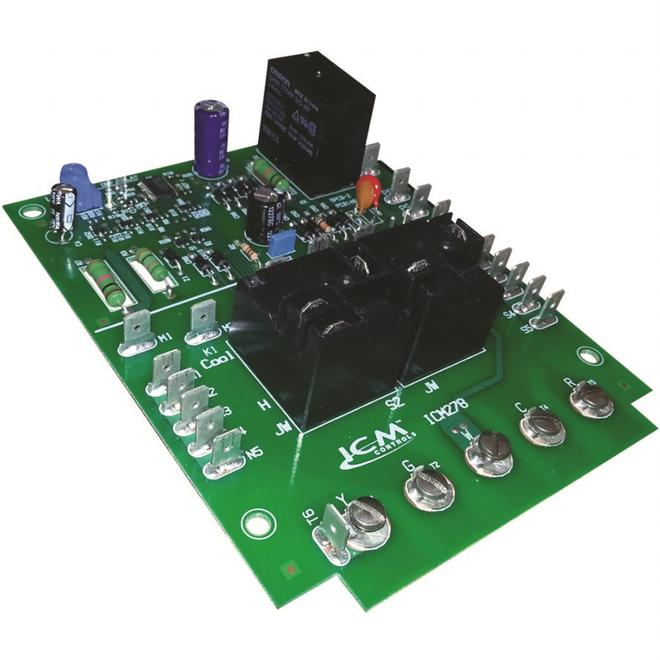 icm controls icm278 replacement fan blower control for carrier rh walmart com