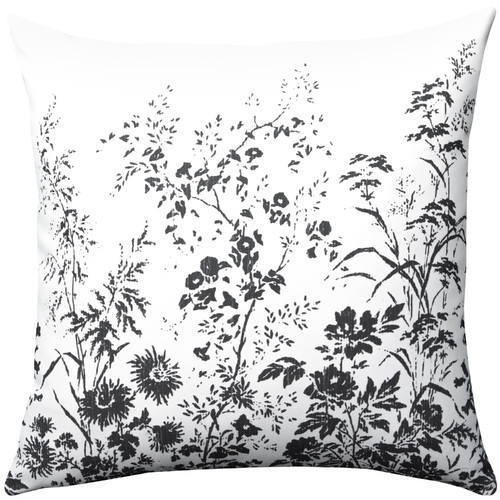 TheWatsonShop Floral Throw Pillow
