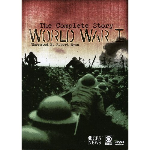 The Complete Story - WWI: Narrated By Robert Ryans