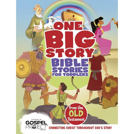 Bible Stories for Toddlers from the Old Testament -